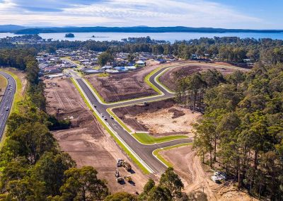 Sunshine Bay Residential Subdivision Stages 1 & 2