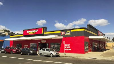 Supercheap Auto Refurbishment Batemans Bay