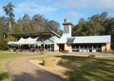Eurobodalla Botanic Gardens Visitor Centre Re-development