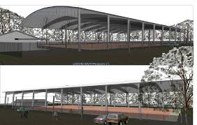 Merimbula Basketball & Netball Courts Upgrade - Stormwater