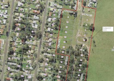 Caswell Street Moruya - 27 Lot Residential Subdivision